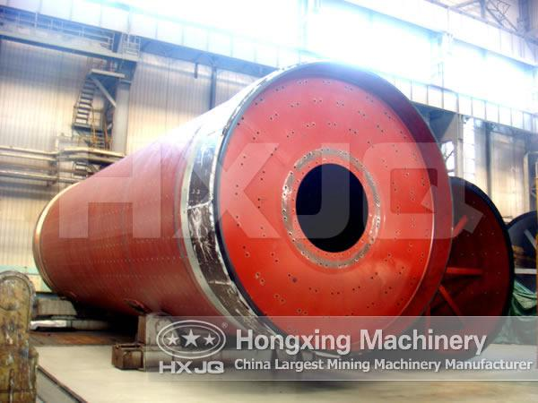 raw material mill